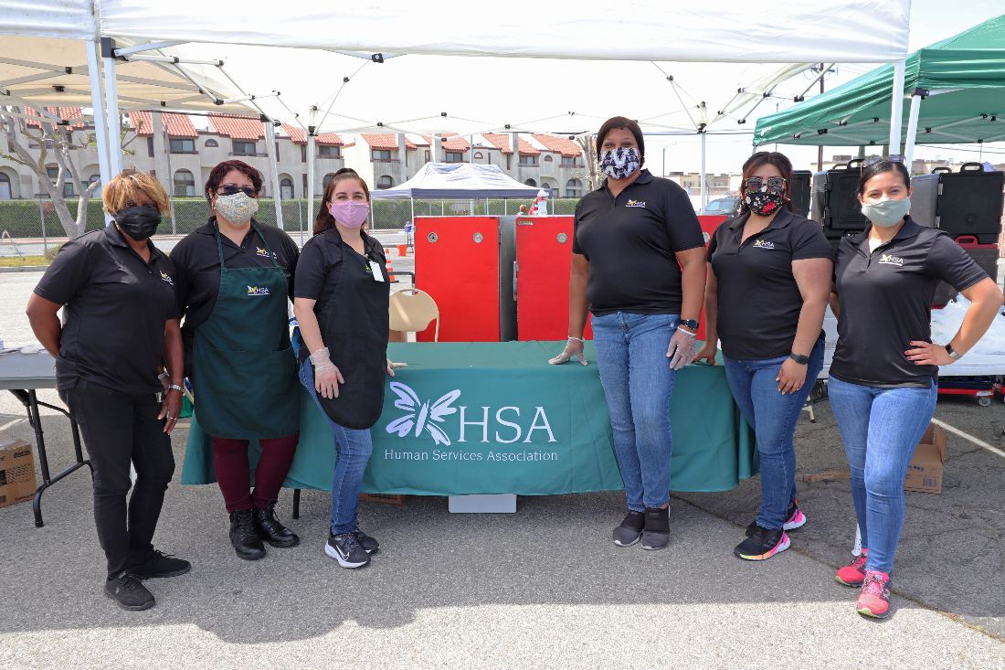 HSA Partners with SoCalGas for 2021 Fueling Our Communities Program