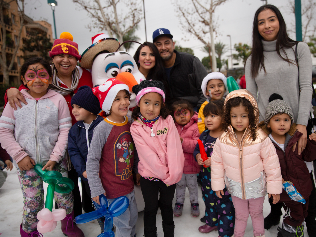 HSA Celebrates Its Winter Wonderland Event